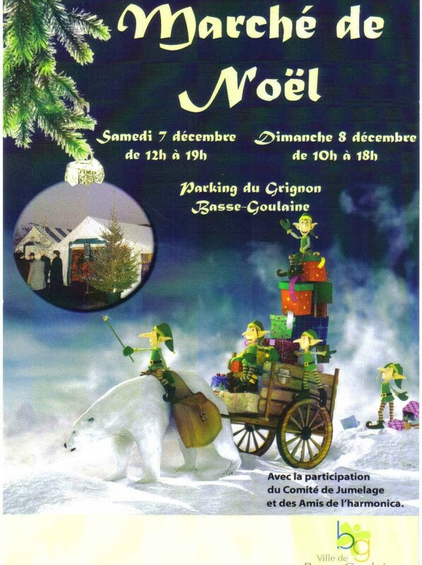marche noel basse goulaine