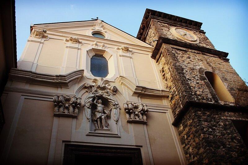 VISCIANO (église)