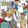 Vincent Beckers tarot fun (1)