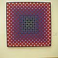 Certains tableaux sont comme des patchworks.