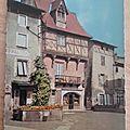 Courpière - maison renaissance datée 1967