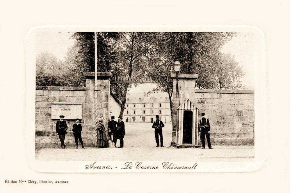 AVESNES-La Caseene Chémerault