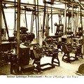 Atelier mécanique - tours