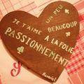 Coeur de saint valentin