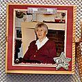 tante Yvonne a eu 100 ans ..