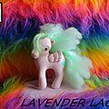 (027) G1 Poneys Perfume Puff / Perfume Puff ponies