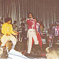 The jacksons au wakefield theater club (angleterre), le 12 février 1979