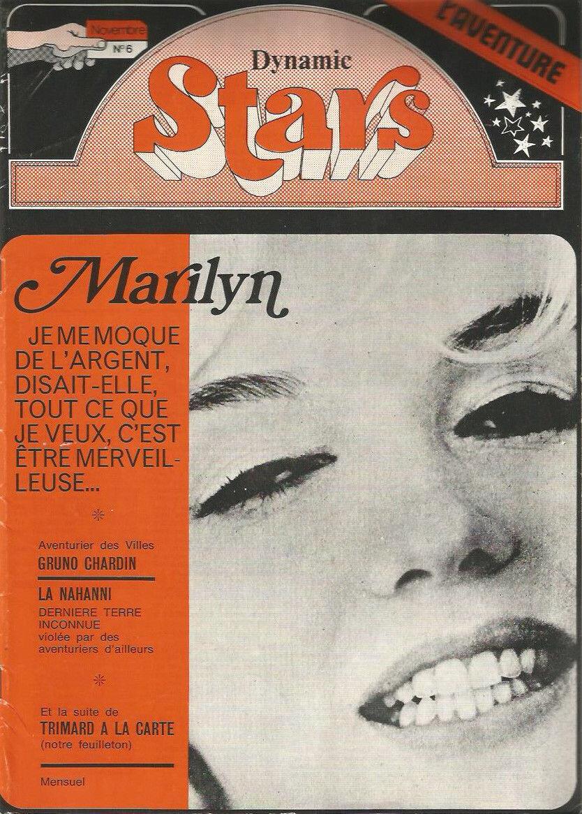 Dynamic Stars (Bel) 1973