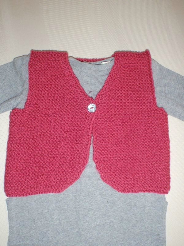 Gilet berger bb Laure