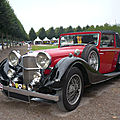 ALVIS Speed 25 Charlesworth drophead coupé 1937 Schwetzingen (1)