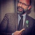 Frédéric Fougerat, chevalier des Arts et des Lettres