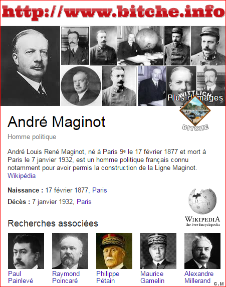 ANDRE MAGiNOT
