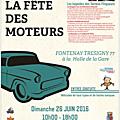Agenda - fête des moteurs