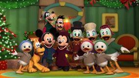 Mickey Il Était Deux Fois Noël
