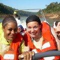 Les Chutes Mais Iguacu du Coté du Paraguay (suite)