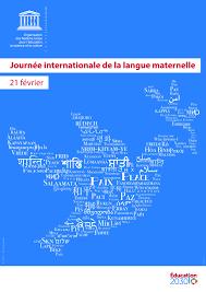 """Résultat de recherche d'images pour """"journée internationale de la langue maternelle"""""""