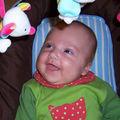 04 - Juillet 2007 - Premier sourire