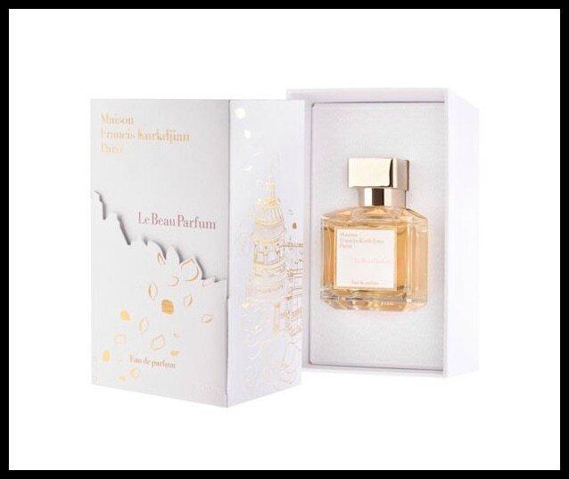maison francis kurkdjian le beau parfum 3