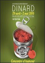 Le Dinard Comedy Festival myfashionlove