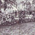 1er cross de la section Athlétisme, départ des Poussins