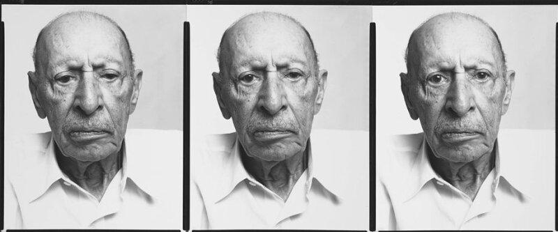 Igor Stravinsky, compositeur, NY, 2 novembre 1969