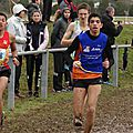 1/2 finale de France cross country