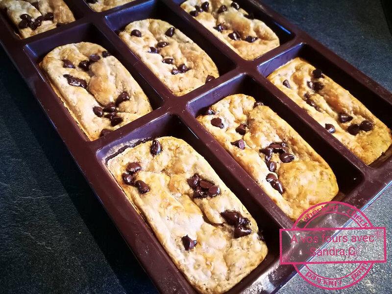 BANANA BREAD version mini cake 2