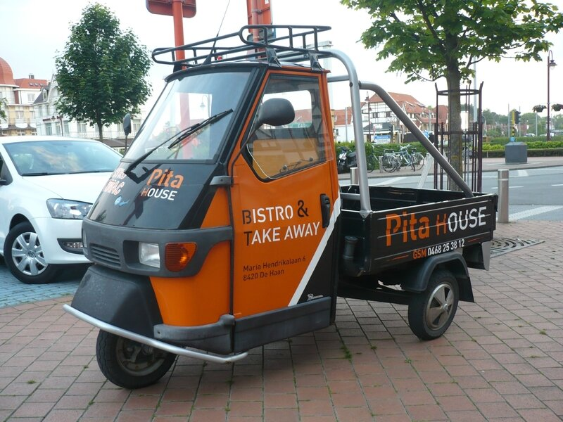 PIAGGIO Ape 50 Cross Country De Haan (1)