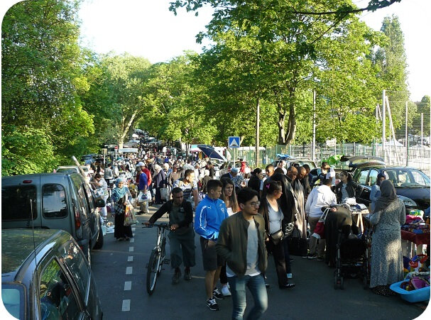 Quartier Drouot - Marché aux puces 47