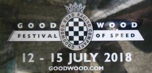 GOODWOOD 2018 1