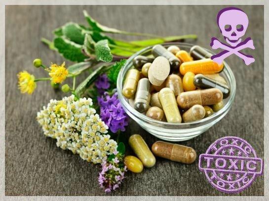 Plantes médicinales : pas sans danger !