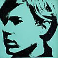 Ashmolean museum displays over one hundred unseen warhols from the hall collection