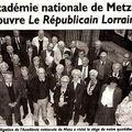 L'académie visite le républicain lorrain