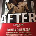 After version collector de anna todd