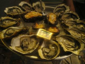 Chez Toto Plateau de fruits de mer J&W
