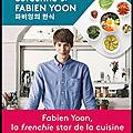 La cuisine coréenne - fabien yoon - editions du chêne