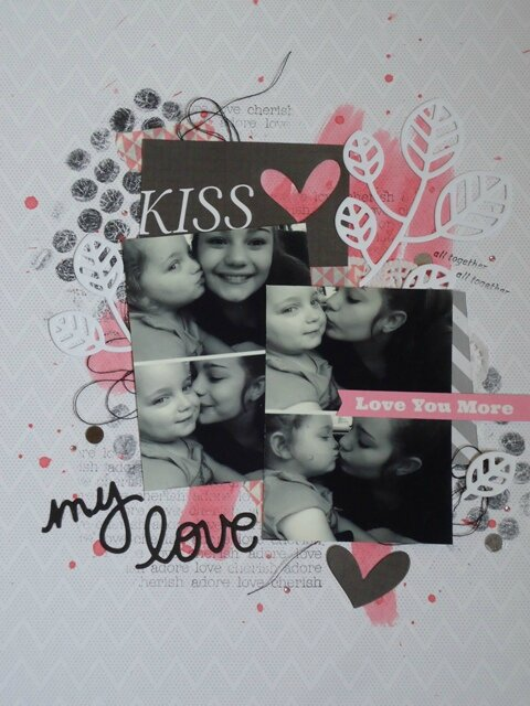 Kiss my love by Catherine G (4)