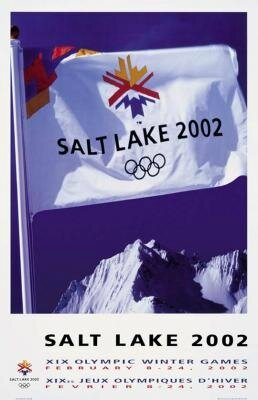 2002 JO Salt Lake City Affiche