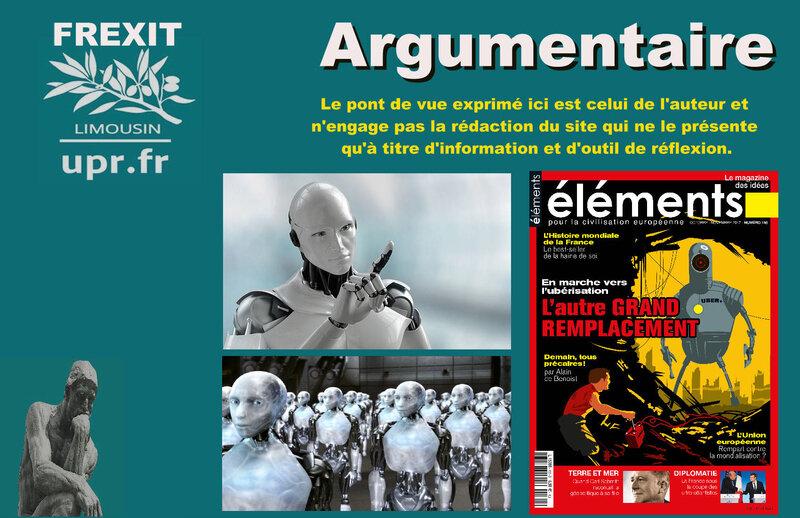 ARG ELEMENTS ROBOTS