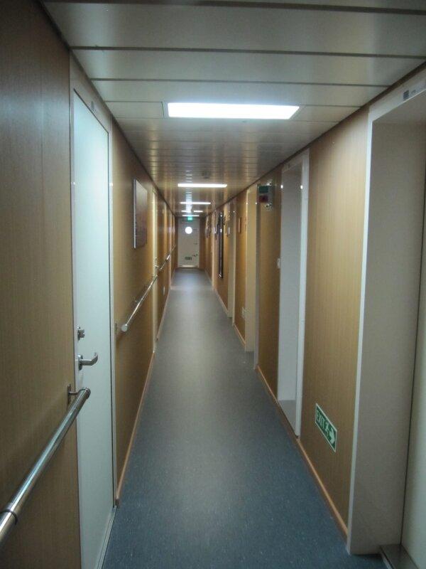 Visite Cma Cgm Christophe Colomb à Port 2000 le 13 février 2011 (102)