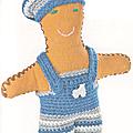 Les doudou #4 : petit biscuit