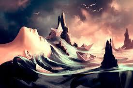 Peinture surrealiste Cyril Orlando
