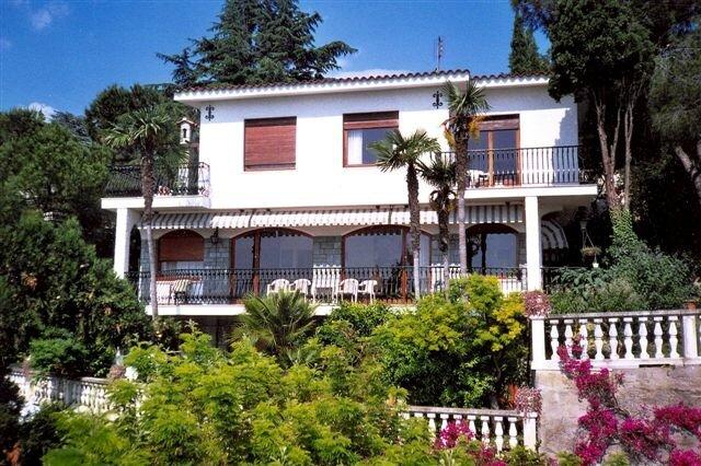 Villa Il Cedro Facciata Ovest