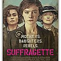 Movie review : suffragette