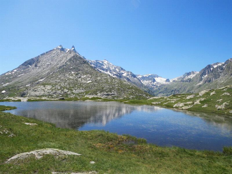 Lac Perrin supérieur
