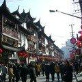 Le vieux Shanghai qui en fqit est tout rénové