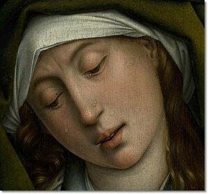 roger-van-der-weyden-el-descendimiento Prado Madrid