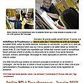 La Presse en parle 1 -Ström à Pouydesseaux 2012