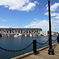 Le Port de plaisance de Boston