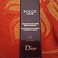 Rouge dior nuance couture